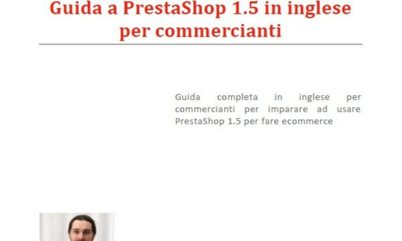 Guida Prestashop PDF